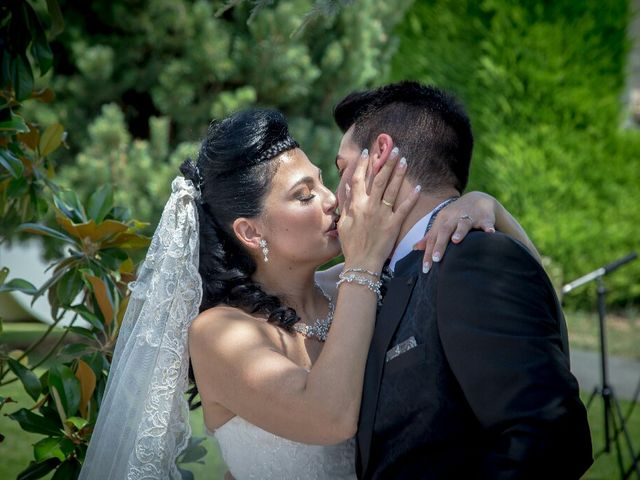 La boda de Borja y Esmeralda en Gorraiz, Navarra 75