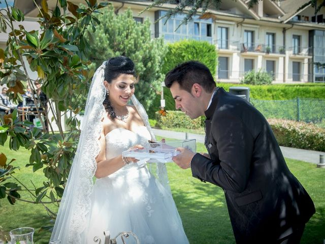 La boda de Borja y Esmeralda en Gorraiz, Navarra 79
