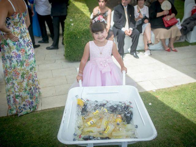 La boda de Borja y Esmeralda en Gorraiz, Navarra 86