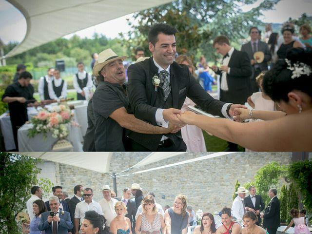 La boda de Borja y Esmeralda en Gorraiz, Navarra 89