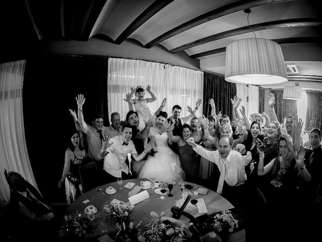 La boda de Borja y Esmeralda en Gorraiz, Navarra 121