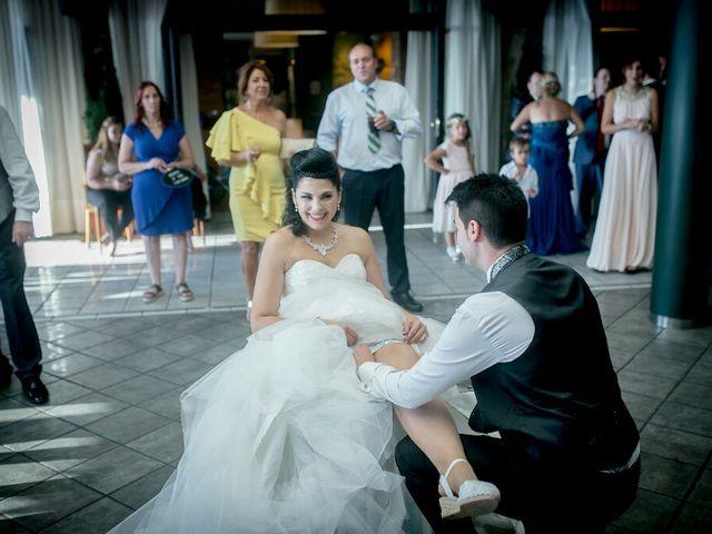 La boda de Borja y Esmeralda en Gorraiz, Navarra 136