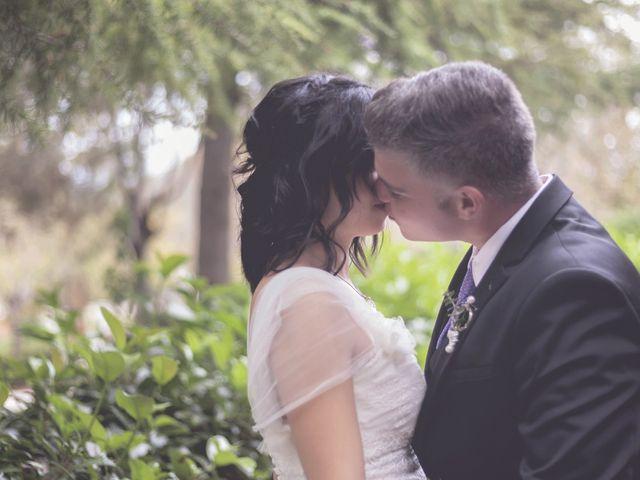La boda de Esteban y Anna en Vic, Barcelona 1
