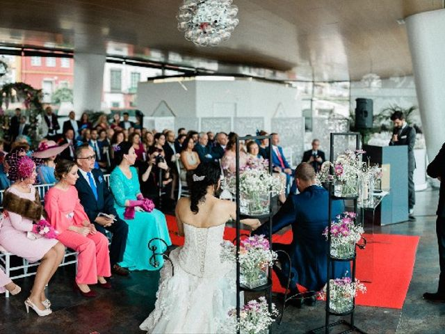 La boda de Antonio y Camila en Sevilla, Sevilla 4