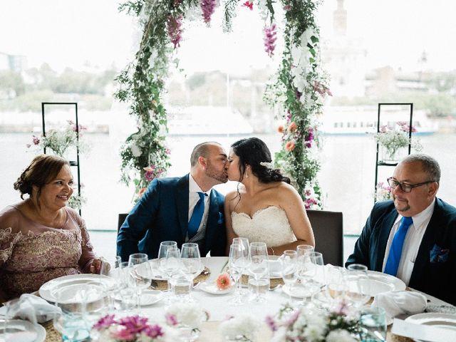 La boda de Antonio y Camila en Sevilla, Sevilla 5