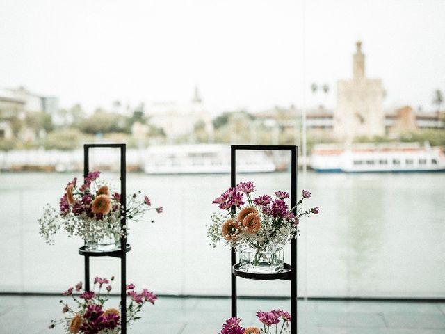 La boda de Antonio y Camila en Sevilla, Sevilla 11