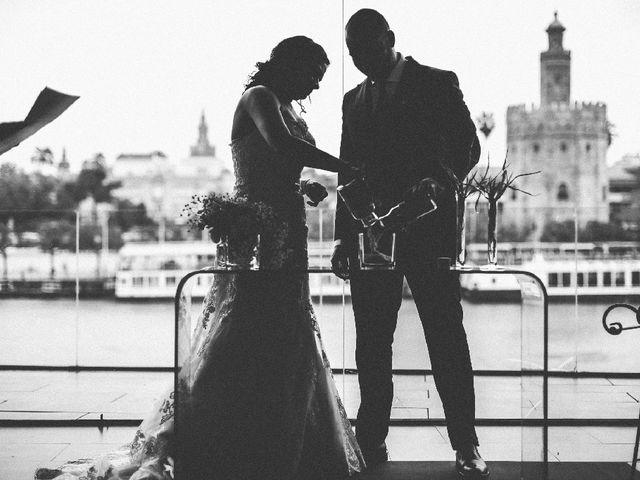 La boda de Antonio y Camila en Sevilla, Sevilla 15