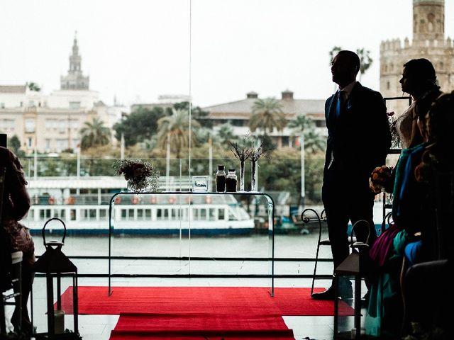 La boda de Antonio y Camila en Sevilla, Sevilla 1