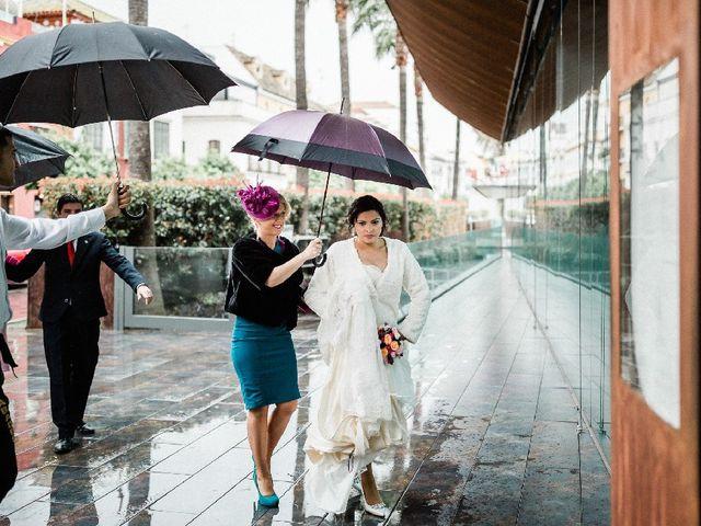 La boda de Antonio y Camila en Sevilla, Sevilla 20