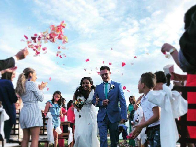 La boda de Osvaldo  y Iris en Guadalajara, Guadalajara 6