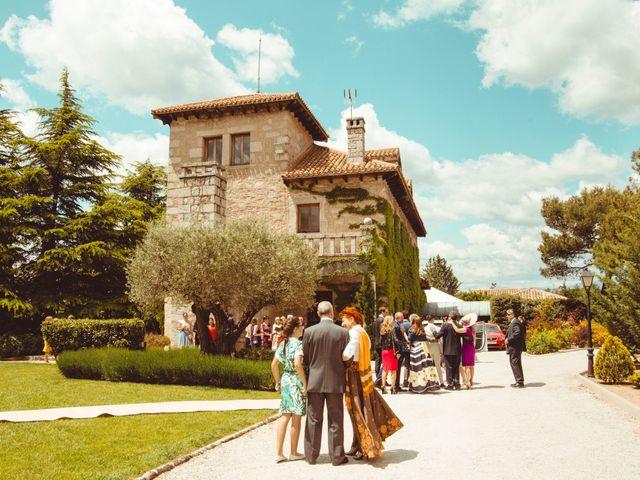 La boda de Gonzalo y Marta en Madrid, Madrid 15