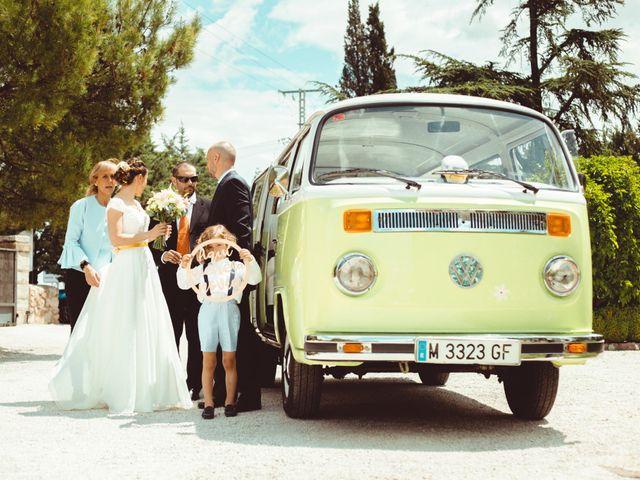La boda de Gonzalo y Marta en Madrid, Madrid 18