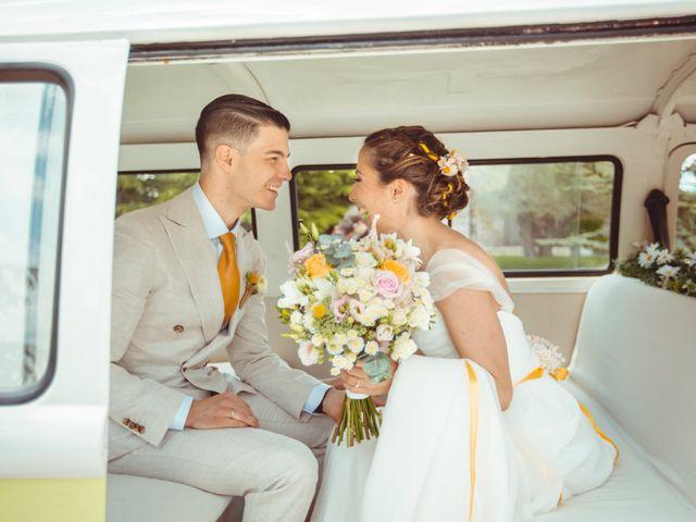 La boda de Gonzalo y Marta en Madrid, Madrid 27