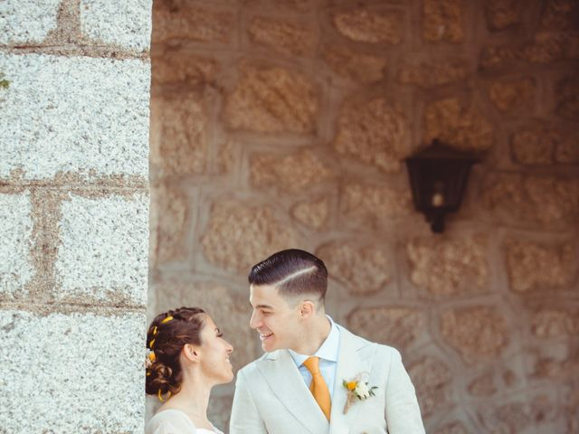 La boda de Gonzalo y Marta en Madrid, Madrid 36