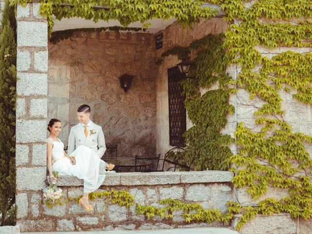 La boda de Gonzalo y Marta en Madrid, Madrid 38