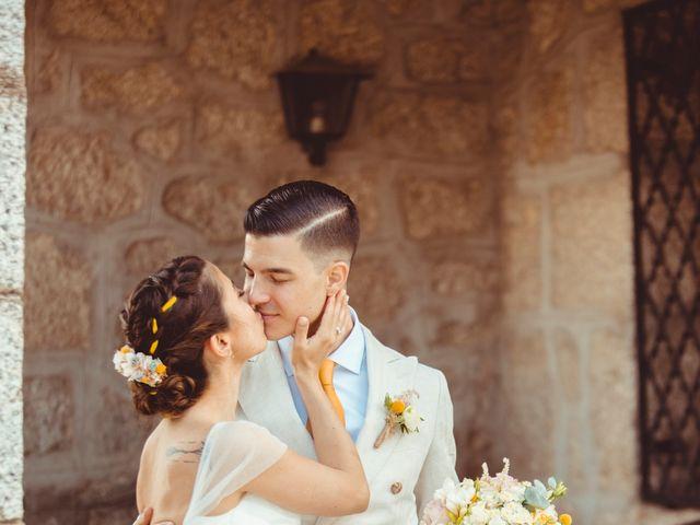 La boda de Gonzalo y Marta en Madrid, Madrid 39