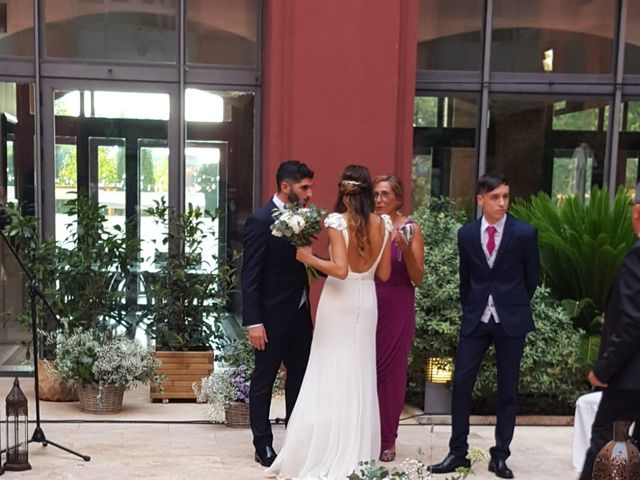 La boda de Víctor  y Victoria  en Alcazar De San Juan, Ciudad Real 9