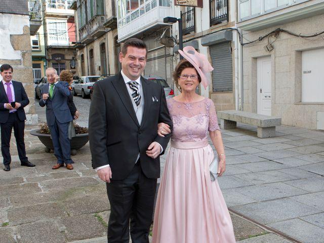 La boda de Rubén y Maria en Ferrol, A Coruña 21