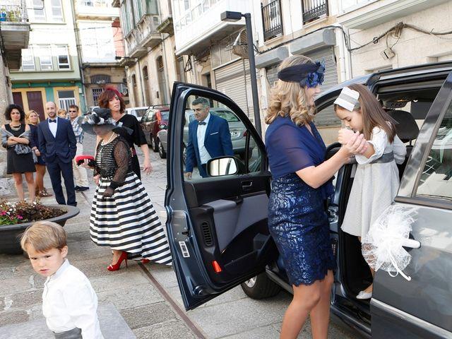 La boda de Rubén y Maria en Ferrol, A Coruña 22