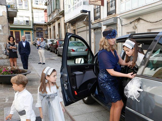 La boda de Rubén y Maria en Ferrol, A Coruña 24