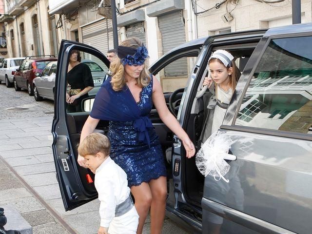 La boda de Rubén y Maria en Ferrol, A Coruña 25