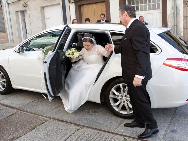 La boda de Rubén y Maria en Ferrol, A Coruña 26