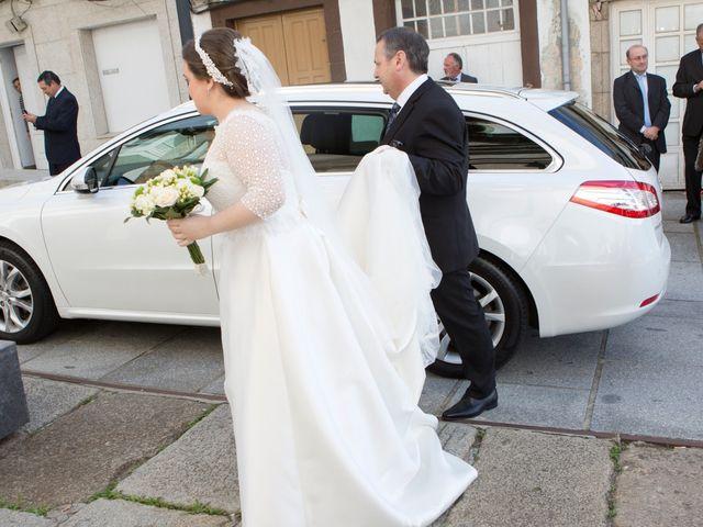 La boda de Rubén y Maria en Ferrol, A Coruña 28