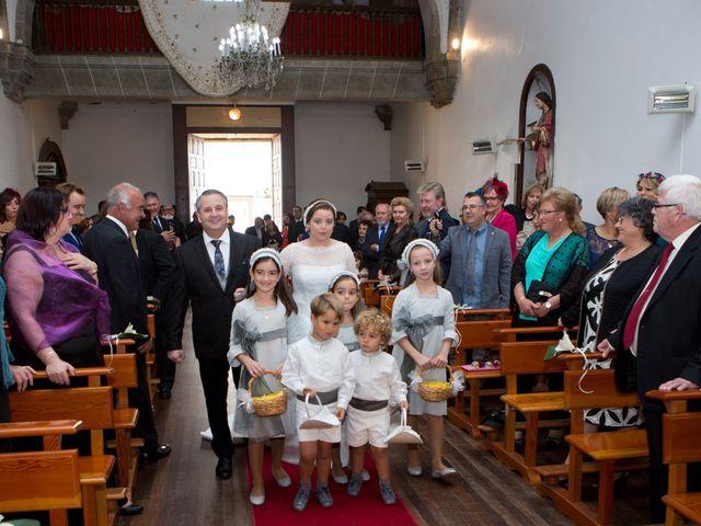La boda de Rubén y Maria en Ferrol, A Coruña 29