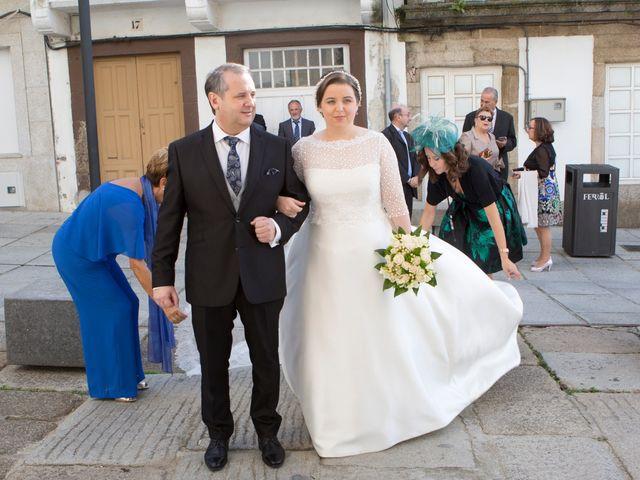 La boda de Rubén y Maria en Ferrol, A Coruña 30