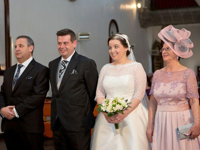La boda de Rubén y Maria en Ferrol, A Coruña 32