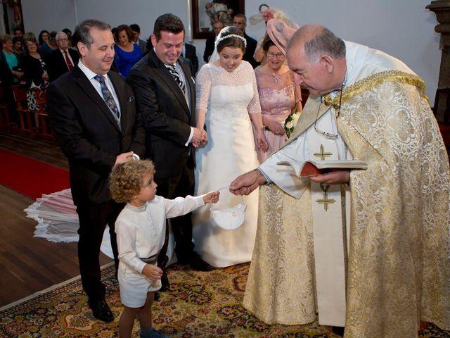 La boda de Rubén y Maria en Ferrol, A Coruña 33