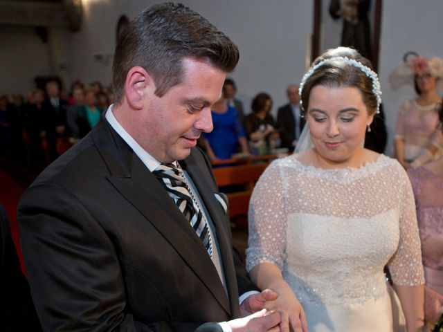 La boda de Rubén y Maria en Ferrol, A Coruña 35
