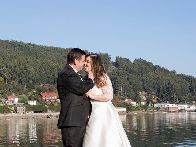 La boda de Rubén y Maria en Ferrol, A Coruña 43