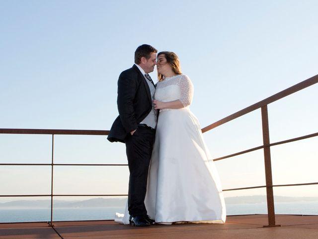 La boda de Rubén y Maria en Ferrol, A Coruña 46