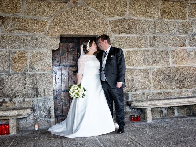 La boda de Rubén y Maria en Ferrol, A Coruña 1