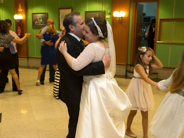 La boda de Rubén y Maria en Ferrol, A Coruña 51