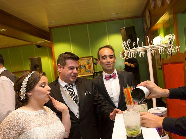 La boda de Rubén y Maria en Ferrol, A Coruña 54