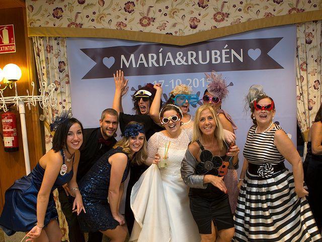 La boda de Rubén y Maria en Ferrol, A Coruña 57
