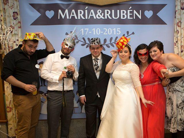 La boda de Rubén y Maria en Ferrol, A Coruña 60
