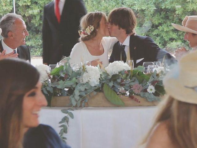 La boda de Amaya y Jorge