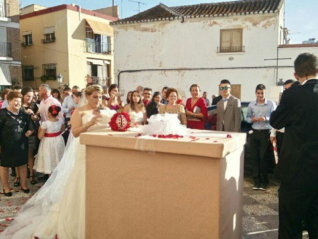 La boda de Angel y Virginia en Almuñecar, Granada 2