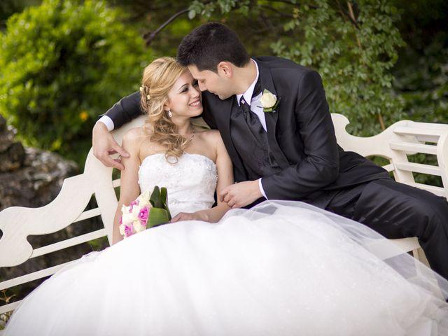 La boda de Alina y Alexander