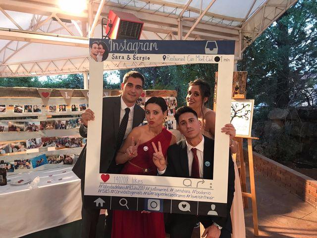 La boda de Sara y Sergio en Barcelona, Barcelona 32