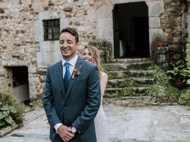 La boda de Nico y Patry en Grado, Asturias 69