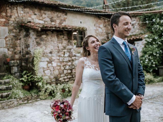 La boda de Nico y Patry en Grado, Asturias 70