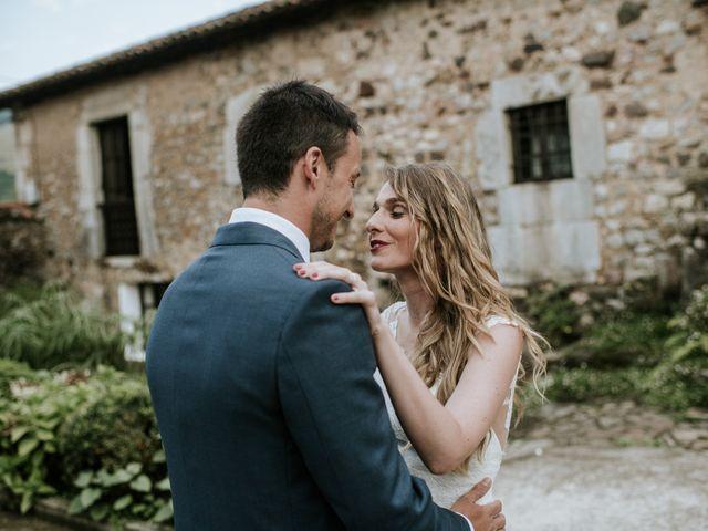 La boda de Nico y Patry en Grado, Asturias 75