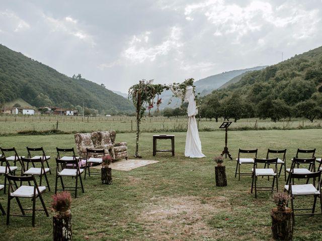 La boda de Nico y Patry en Grado, Asturias 85
