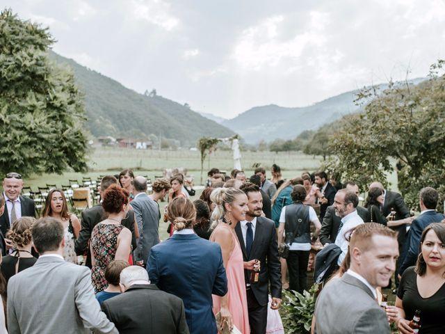La boda de Nico y Patry en Grado, Asturias 88
