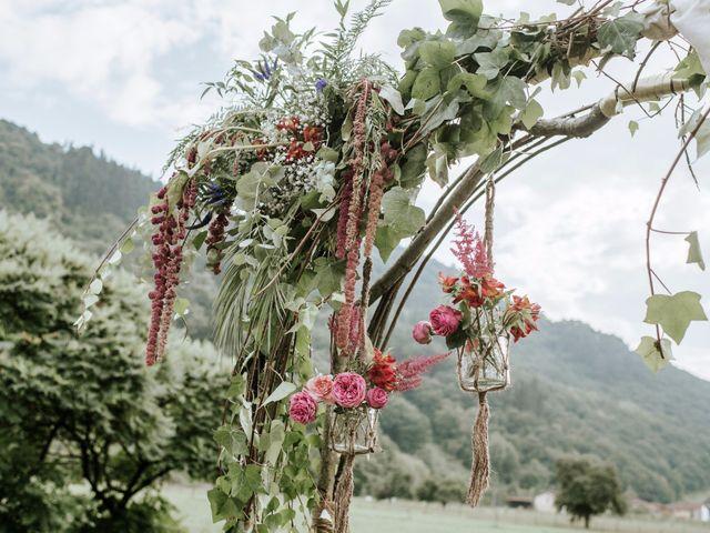 La boda de Nico y Patry en Grado, Asturias 91