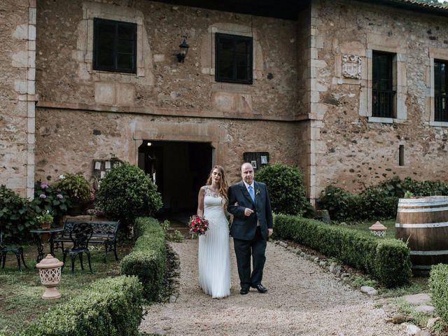 La boda de Nico y Patry en Grado, Asturias 94